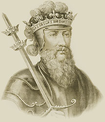 Picture of King Edward III