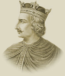 Picture of King Henry I