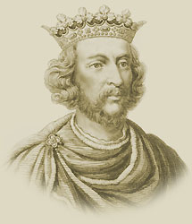 Picture of King Henry III