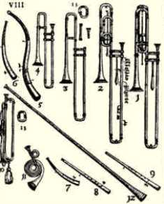 The Sackbut and other Medieval Woodwind Instruments